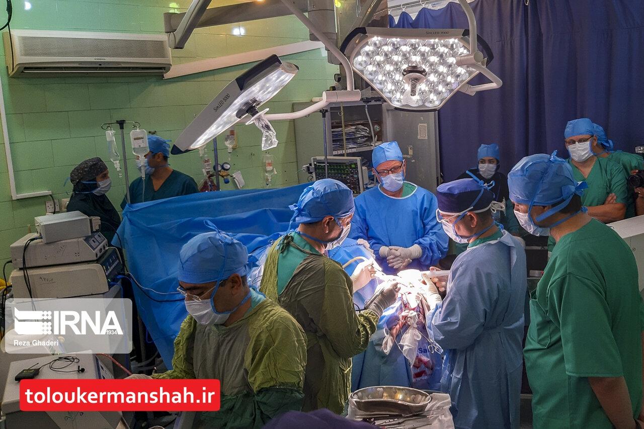پیوند «هاپلو» برای اولین بار در بیمارستان امام رضا کرمانشاه انجام شد