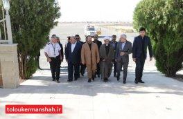 سفر معاون پارلمانی رییس جمهور به کرمانشاه