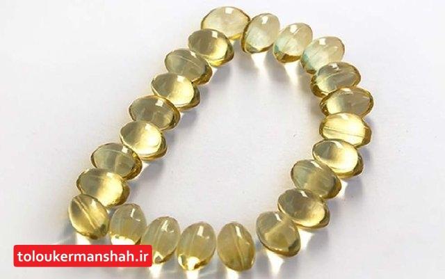 ۸۰  تا ۹۰ درصد ایرانیان مبتلا به کمبود ویتامین D