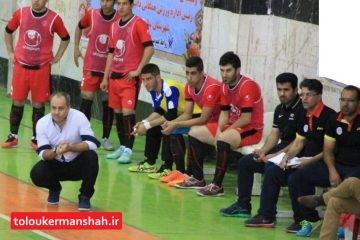 سکان شاهین کرمانشاه دوباره در دستان خیبری
