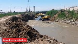 """لایروبی """"قرهسو"""" و """"رازآور"""" به مناقصه میرود/ لایروبی رودخانههای داخل شهر بر عهده شهرداری است"""