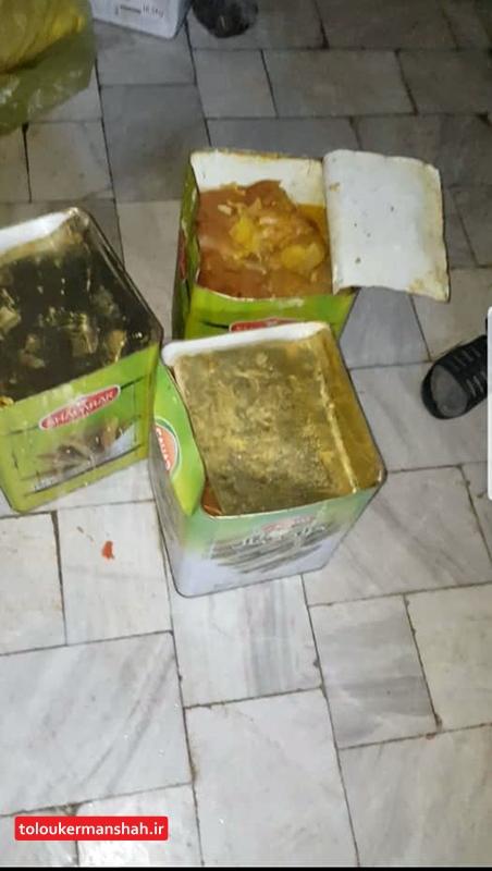 کشف ۸۰۰ کیلوگرم گوشت غیربهداشتی از یک رستوران در کرمانشاه