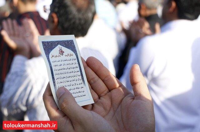نماز عید فطر در تمامی مساجد کرمانشاه اقامه میشود