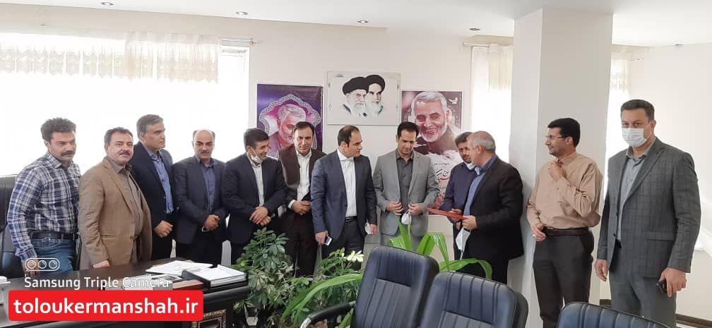 شهرداران مناطق یک، چهار و هشت شهرداری کرمانشاه منصوب شدند