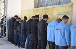 دستگیری ۱۵ نفر از اراذلواوباش سابقهدار کرمانشاه