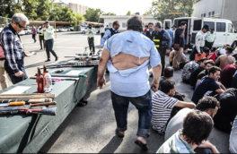 دستگیری ۱۷ نفر از مخلان امنیت عمومی در کرمانشاه/کشف ۲۴۰ کیلوگرم مواد مخدر و پلمب  ۲۷ واحد مسکونی و صنفی در استان
