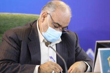 آغاز محدودیتهای کرونایی با خیز این ویروس در کرمانشاه/ ۱۲ شهرستان استان در وضعیت قرمز قرار دارد