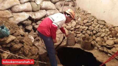 حفاری برای گنج، به قیمت جان ۴ نفر تمام شد / جنازه ها از گودال ۱۵ متری خارج شدند