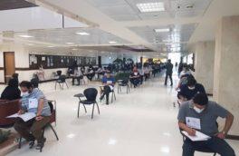 آغاز رقابت ۱۸ هزار داوطلب کرمانشاهی در آزمون کارشناسی ارشد ۹۹