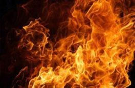 ۲ نفر در اثر انفجار واحد تولید بیتومین گیلانغرب مصدوم شدند