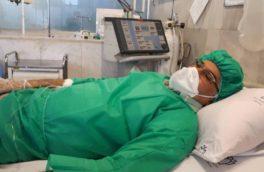به کرونا مبتلا شده ام و همزمان در بخش ICU بر بالین بیماران حاضر می شوم
