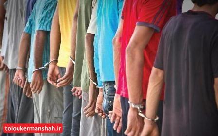 جمع آوری ۲۳۷ موادفروش و معتاد متجاهر در کرمانشاه
