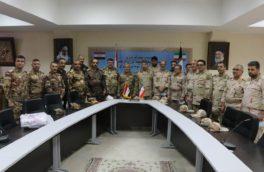 آمادگی کامل کلانتران پایانه های مرزی ایران و عراق در صورت بازگشایی مرز خسروی در ایام اربعین
