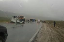 بارندگی روزهای گذشته کرمانشاه ۳۶ کشته و زخمی برجای گذاشت