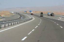 خط کشی بیش از ۱۲۰۰ کیلومتر از محورهای مواصلاتی استان کرمانشاه