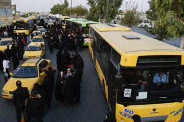 حل معضل ترافیک کرمانشاه در گرو توسعه ناوگان حمل و نقل عمومی است