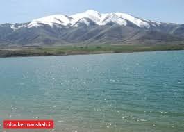 """""""جامیشان"""" قطب گردشگری آبی کرمانشاه میشود"""
