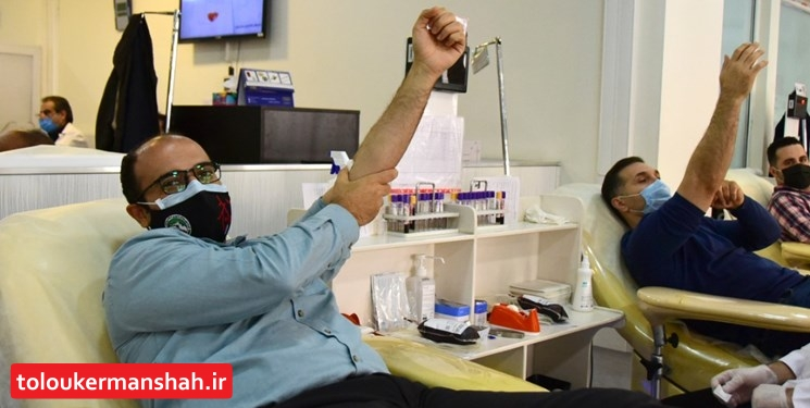 نیاز به گروههای خونی «منفی» در کرمانشاه/ بهبودیافتگان کرونا پلاسما اهدا کنند