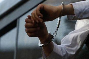 دستگیری سارق معابر و اماکن در کرمانشاه