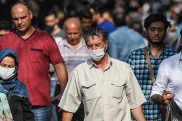 صدای پای موج چهارم کرونا در کرمانشاه/ تعداد مبتلایان در حال افزایش است