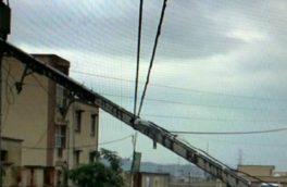 خسارت لوازم برقی صدمه دیده را از شرکت برق بگیرید