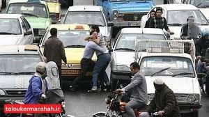 قتل به خاطر سبقت خطرناک خودرو در کرمانشاه