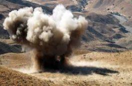 مجروحیت یک نفر با انفجار مین به جامانده از جنگ تحمیلی در قصرشیرین