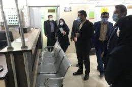 نظارت بر پروتکلهای بهداشتی در کرمانشاه باید تشدید شود