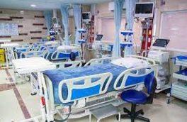 بیش از ۷۶ درصد از تخت های اختصاص یافته به کرونا در کرمانشاه تاکنون پر شده است