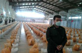 توزیع شش هزار بسته کمک به نیازمندان استان کرمانشاه