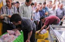 اجزای زنجیره تولید و توزیع مرغ در کرمانشاه باید در سامانه جامع تجارت ثبتنام کنند/با مرغ فروشان متخلف برخورد میشود