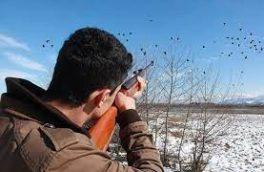 ۲ اکیپ شکارچی غیرمجاز در روانسر دستگیر شدند