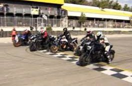 صدور مجوز تمرین برای موتورریسهای ورزشی در کرمانشاه