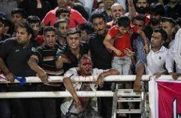 درگیری خونین در ورزشگاه آزادی در حاشیه لیگ پاورلیفتینگ