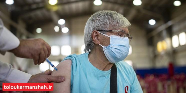 عارضه خاصی از تزریق واکسن کرونا در کرمانشاه گزارش نشده است