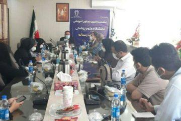 دانشگاه علوم پزشکی کرمانشاه پس از تهران بیشترش دانشجو خارجی را داراست/مجوز تدریس جراحی فک و صورت را از مهر ماه امسال داریم