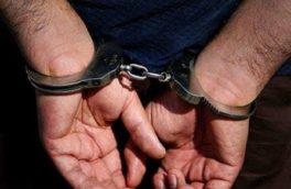 دستگیری سارق اماکن خصوصی در کرمانشاه