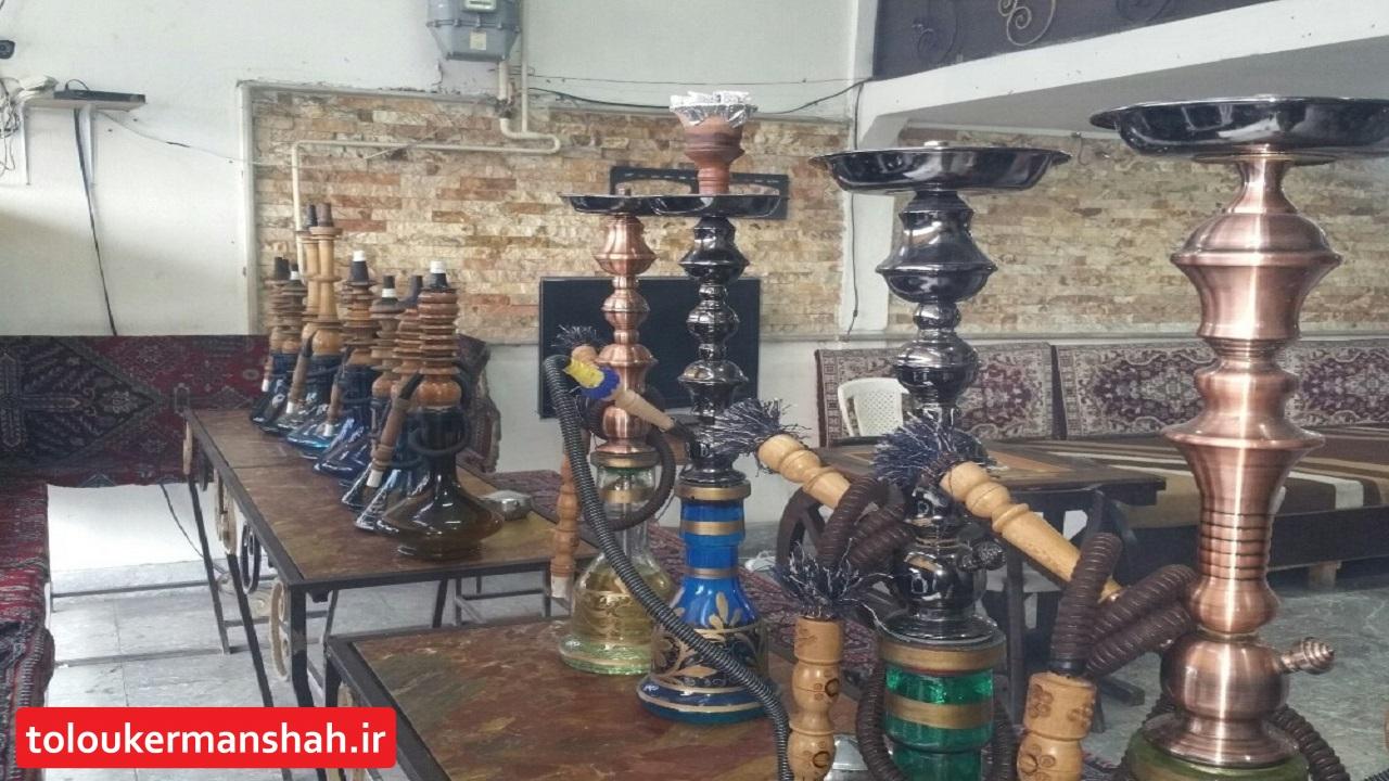 انشعابات آب و برق قلیان سراهای کرمانشاه قطع میشود