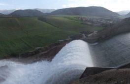 کاهش حجم آب ذخیره شده در سدهای استان کرمانشاه