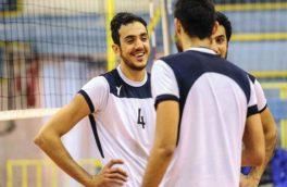 والیبالیست و مربی کرمانشاهی عازم رقابت های جام قهرمانان جهان شد