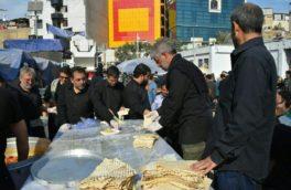 سنگ تمام کرمانشاهیها در کربلای معلا / اطعام روزانه ۱۰ هزار زائر در موکب کریم اهل بیت امام حسن (ع)