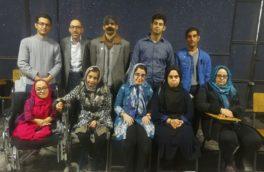 «روزی که هرلب ترانهایست» با بازی هنرمندان معلول در کرمانشاه اجرا میشود