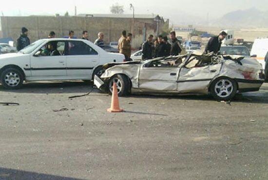 دردسرهای پرداخت خسارت بدون کروکی / پلیس: آمار صحنه سازی تصادفات در کرمانشاه بسیار زیاد است
