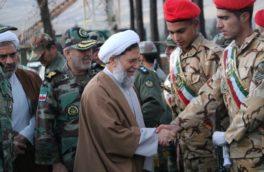 نیروهای مسلح ما پشتیبان مردم و انقلاب در تمامی لحظات هستند