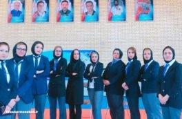 برترینهای دومین دوره مسابقات شیتو ریو شوکوکای استان کرمانشاه معرفی شدند