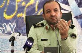 کشف محموله بزرگ قاچاق در کرمانشاه به ارزش ۵ میلیارد ریال