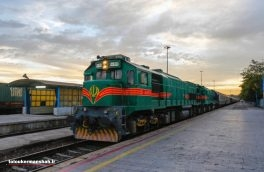 قطار کرمانشاه – تهران راهاندازی شد