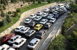 محدودیت ترافیکی در بزرگراه امام خمینی (ره ) کرمانشاه اعمال میشود