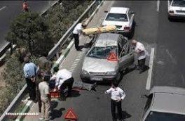 بیش از ۶۴ درصد کشتههای تصادفی در کرمانشاه را عابران تشکیل میدهند