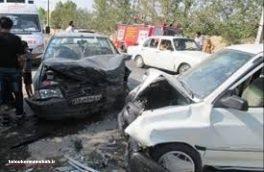 باند تصادقات ساختگی در اسلام آبادغرب منهدم شد
